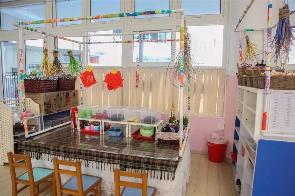 【环创】幼儿园七大区区角环创布置,这是我看过最好最