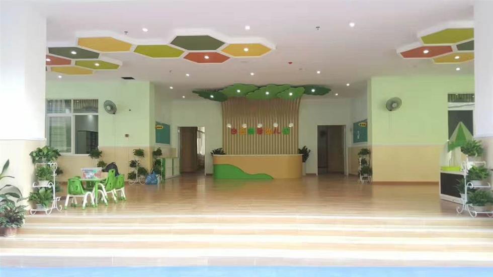 雅惠幼儿园大厅
