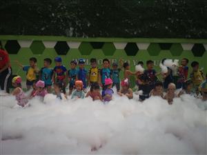 2020.8月幼儿园生活